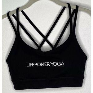 Manduka Cross Strap Yoga Bra Lifetime